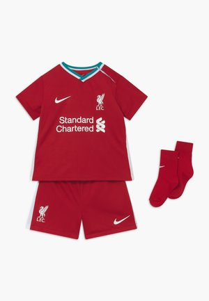 LIVERPOOL FC SET - Short de sport - gym red/white