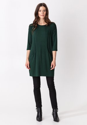LINDEN - Jerseykjoler - green