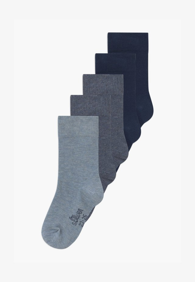 ONLINE JUNIOR ORIGINAL UNISEX 5 PACK - Socks - stone mix