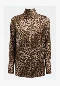 Guess - Button-down blouse - animalier - 3