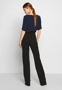 Nly by Nelly - STRAIGHT PANT - Trousers - black - 2