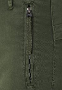 G-Star - HIGH G-SHAPE CARGO SKINNY PANT - Cargo trousers - dk algae - 5