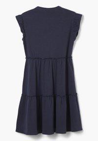 s.Oliver - ROBE - Jersey dress - dark blue - 1