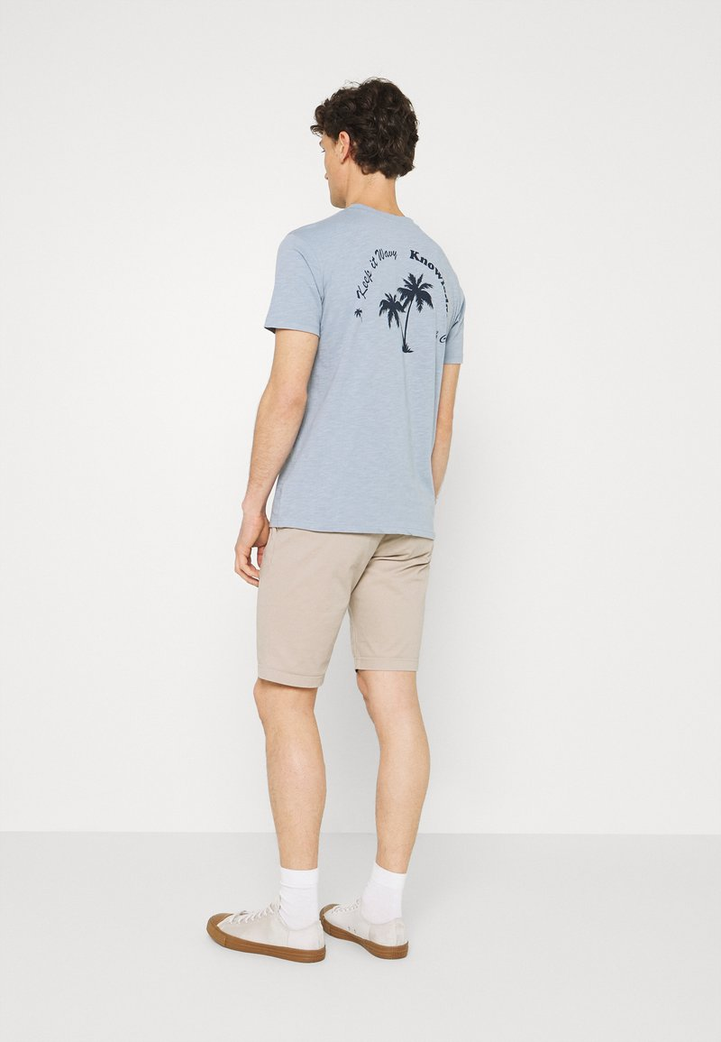 Tommy Jeans - SCANTON - Shorts - soft beige