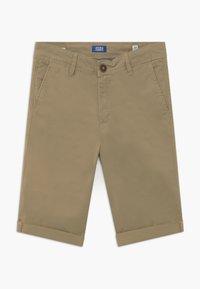 Jack & Jones Junior - JJIBOWIE SOLID SA JR - Shorts - khaki - 0