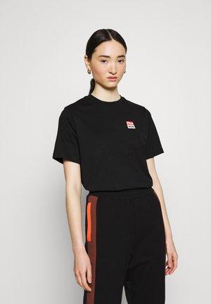 STEFFI TEE - T-shirt print - black beauty