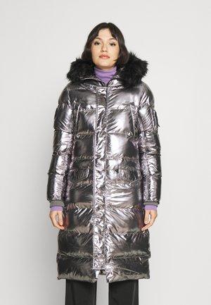 PUFFER LONG - Abrigo de invierno - titan