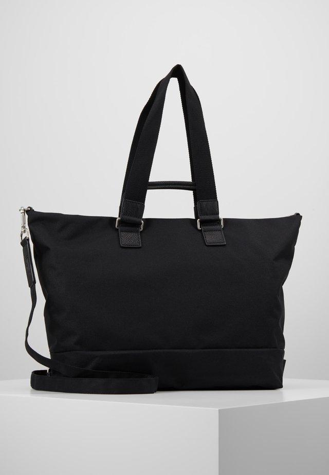 SHOPPER - Tote bag - schwarz