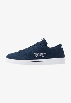 SLICE - Trainers - collegiate navy/white
