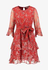 Derhy - BELENUS - Vestido informal - red - 4