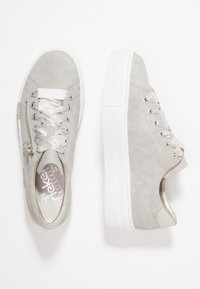 Rieker - Trainers - cement/silver - 3