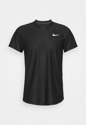 T-shirt - bas - black/white