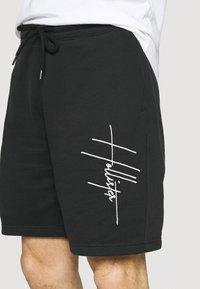 Hollister Co. - Šortky - black - 5