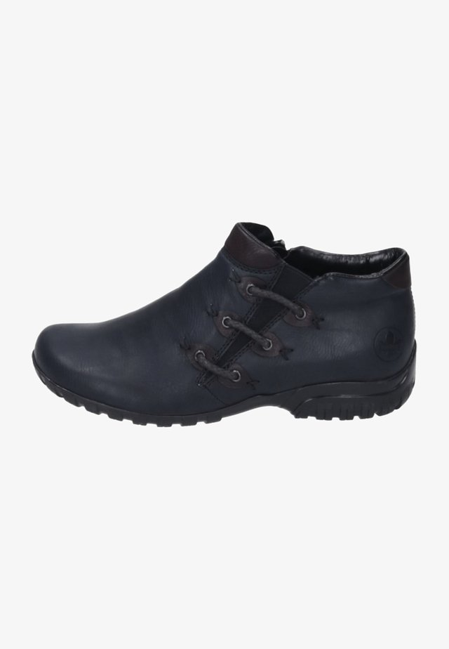 DAMEN - Classic ankle boots - navy