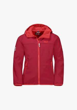 FOURWINDS  - Soft shell jacket - indian red