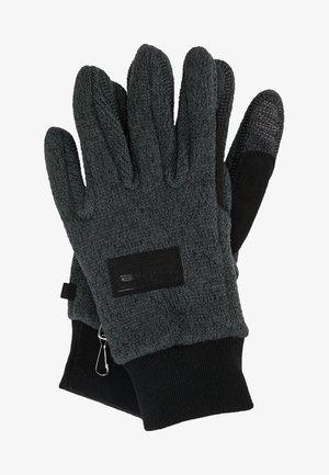 PATRIOT GLOVE - Gloves - gunmetal