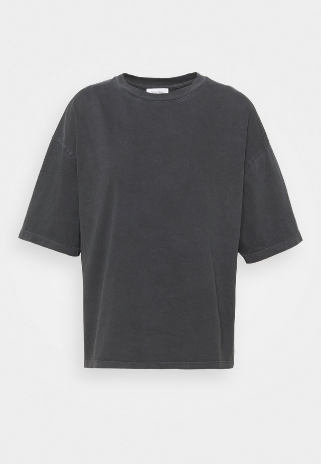 FIZVALLEY - T-shirts basic - carbone vintage