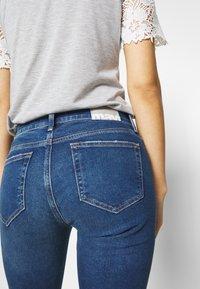 Mavi - ADRIANA - Jeans Skinny Fit - dark blue denim - 5