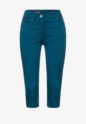 SLIM FIT - Shorts - blau