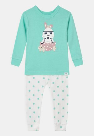 TODDLER STAR WARS UNISEX  - Pyjama set - shore blue