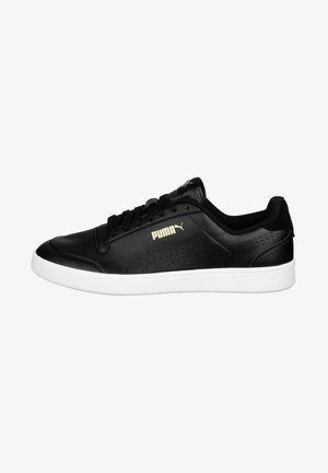 Trainers - black team gold white