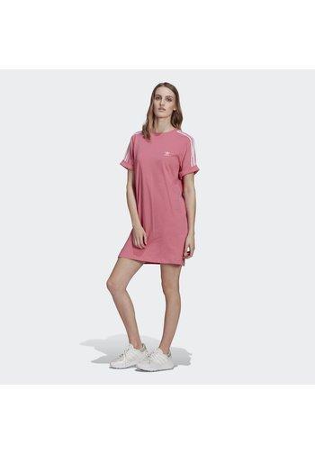 TEE DRESS - Jersey dress - rose tone