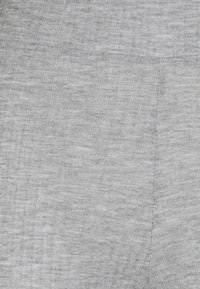 Pieces Petite - PCRIBBI - Tracksuit bottoms - light grey melange - 2