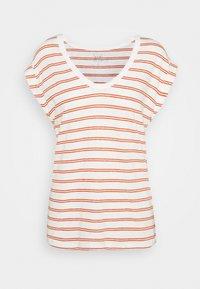 GAP - AUTH TEE - Print T-shirt - red - 3