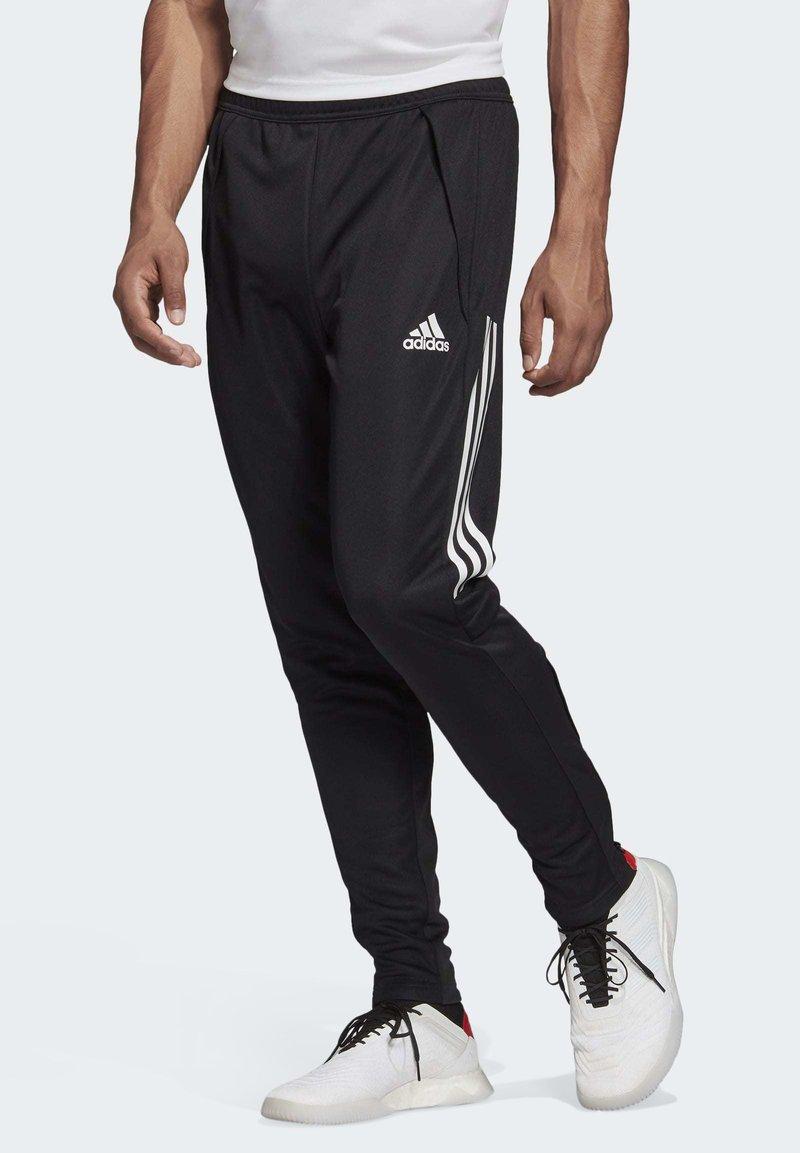 adidas Performance - CONDIVO TRAINING TRACKSUIT BOTTOMS - Jogginghose - black