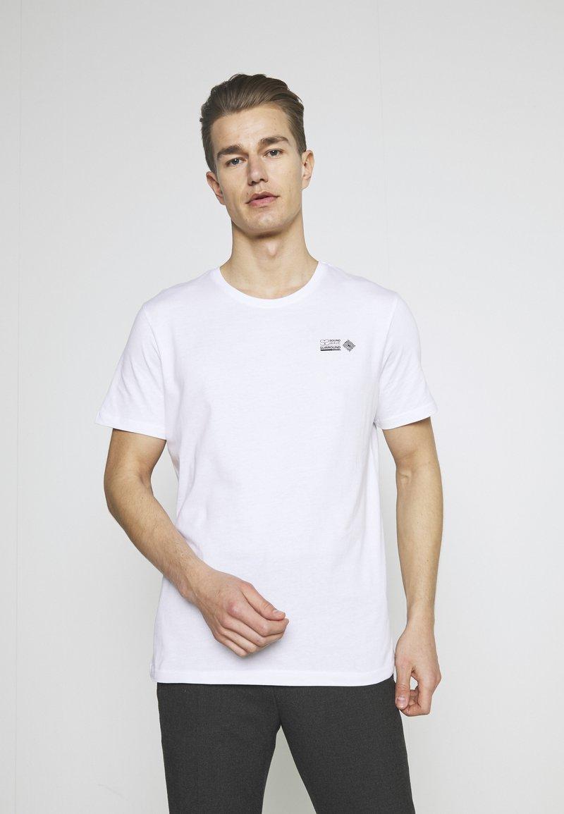 Pier One - Printtipaita - white