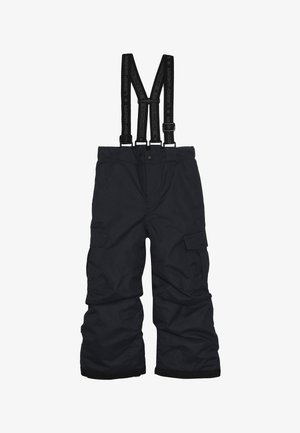 SKI PANTS - Snow pants - dark grey