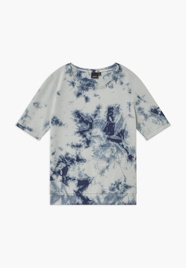 NLMHALIFAX - Sweater - vintage indigo