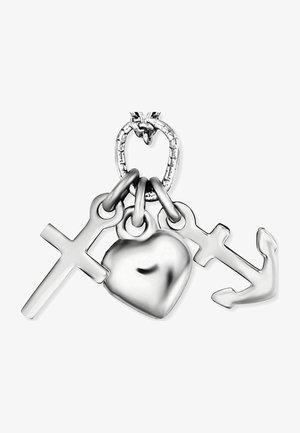 ENGELSRUFER MÄDCHEN-KINDERKETTE KETTE GLAUBE LIEBE HOFFNUNG 925E - Necklace - silber