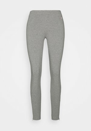 7/8 LEGGINGS - Legging - mottled grey