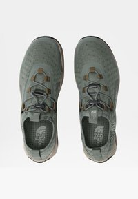 The North Face - M SKAGIT WATER SHOE - Trainers - agave green/militaryolive - 3