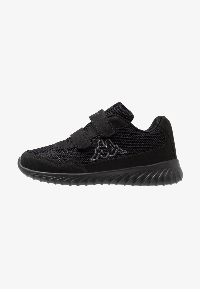 Kappa - CRACKER II OC - Sportschoenen - black/grey