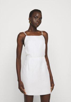 ABITO - Sukienka letnia - bianco