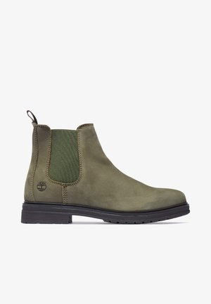 HANNOVER HILL - Ankle boots - grape leaf