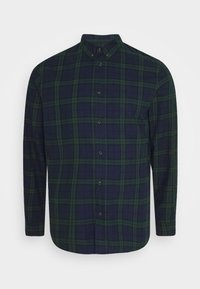 Pier One - Shirt - dark blue/green - 3