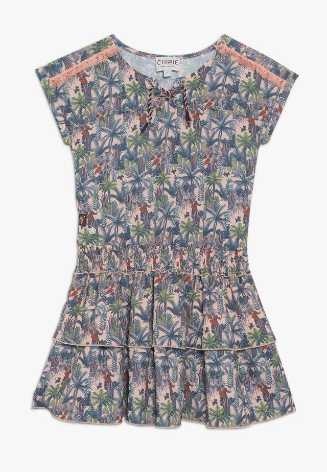 ROBE - Day dress - abricot