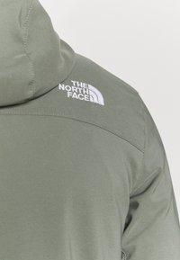 The North Face - NIMBLE HOODIE - Soft shell jacket - agave green - 4