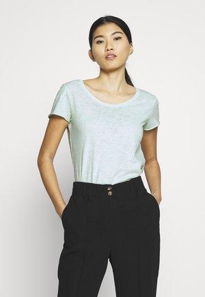 T-shirt basique - jade mint