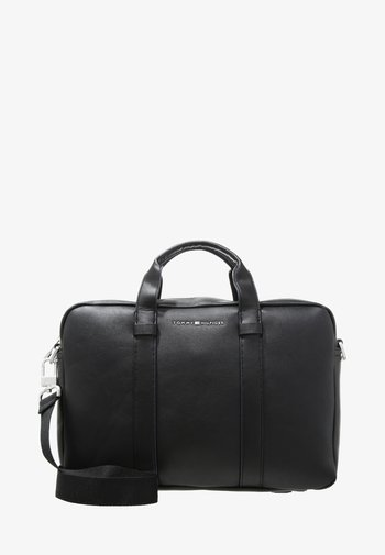 CITY  - Briefcase - black