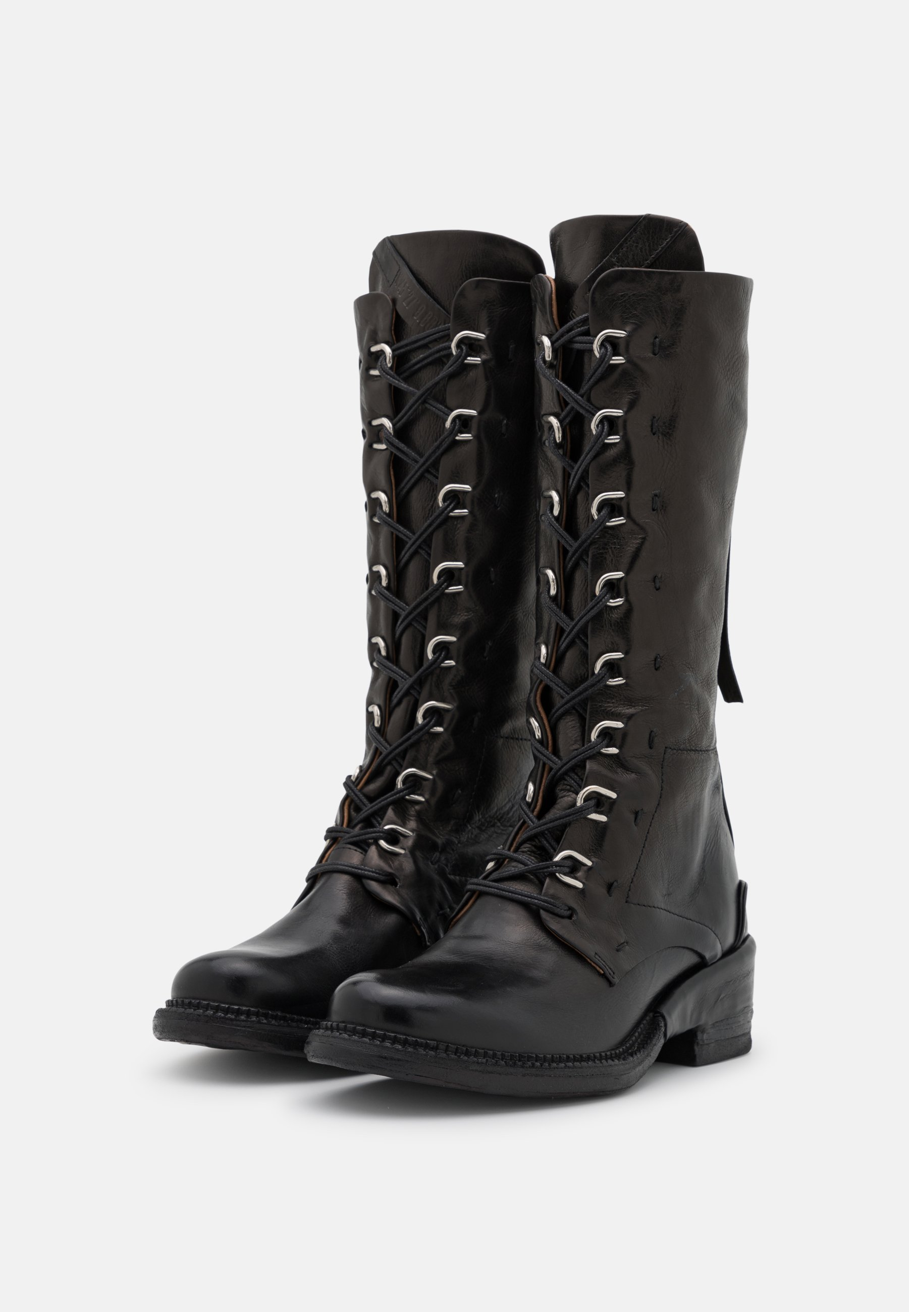 Women Lace-up boots