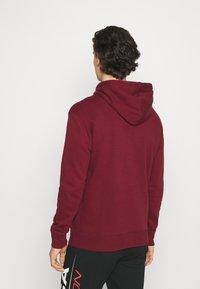 Hollister Co. - Sweatshirt - burgundy - 2