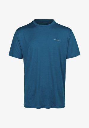 VERNON  - Basic T-shirt - poseidon