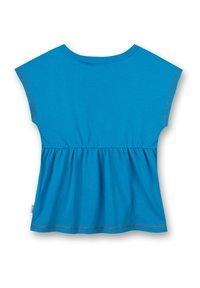 Sanetta Kidswear - KIDSWEAR - MERMAID - Print T-shirt - blau - 1