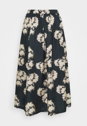 SEVERIN - A-line skirt - black