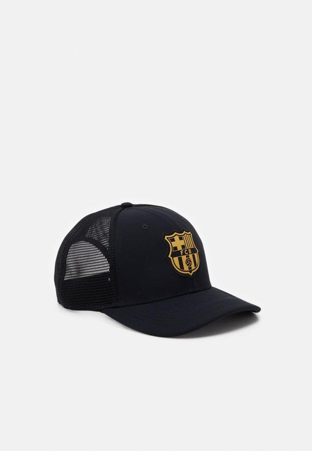 FCB U TRUCK - Gorra - black