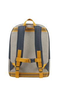 Samsonite - SCHOOL SPIRIT - School bag - american grey denim - 1